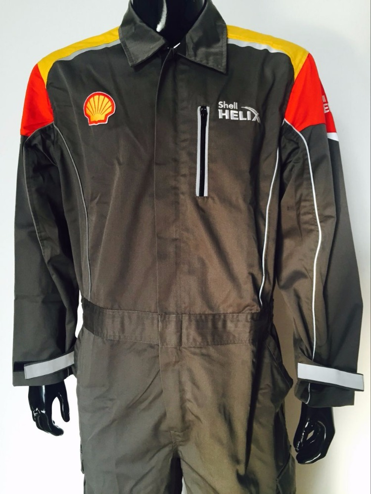 auto manufacturing uniform coveralls
