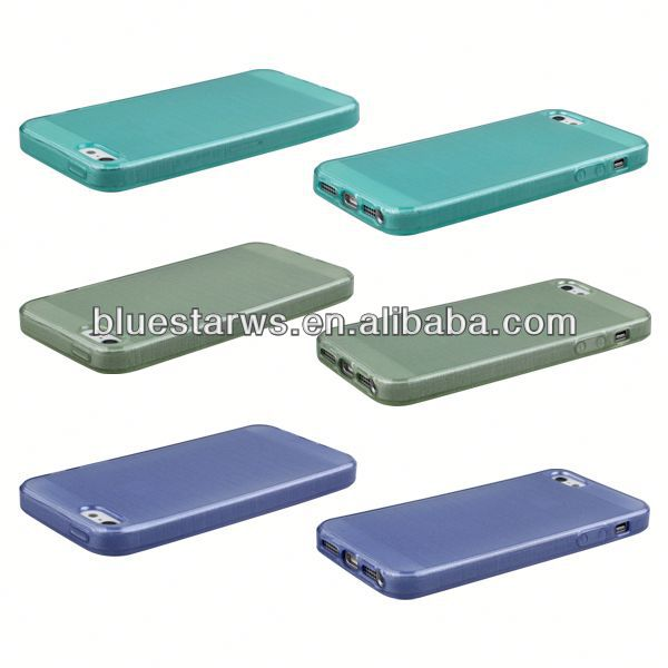In stock with cheap price for iphone5 tpu case tpu bumper case for iphone5