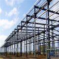 prefabricated warehouse steel frame