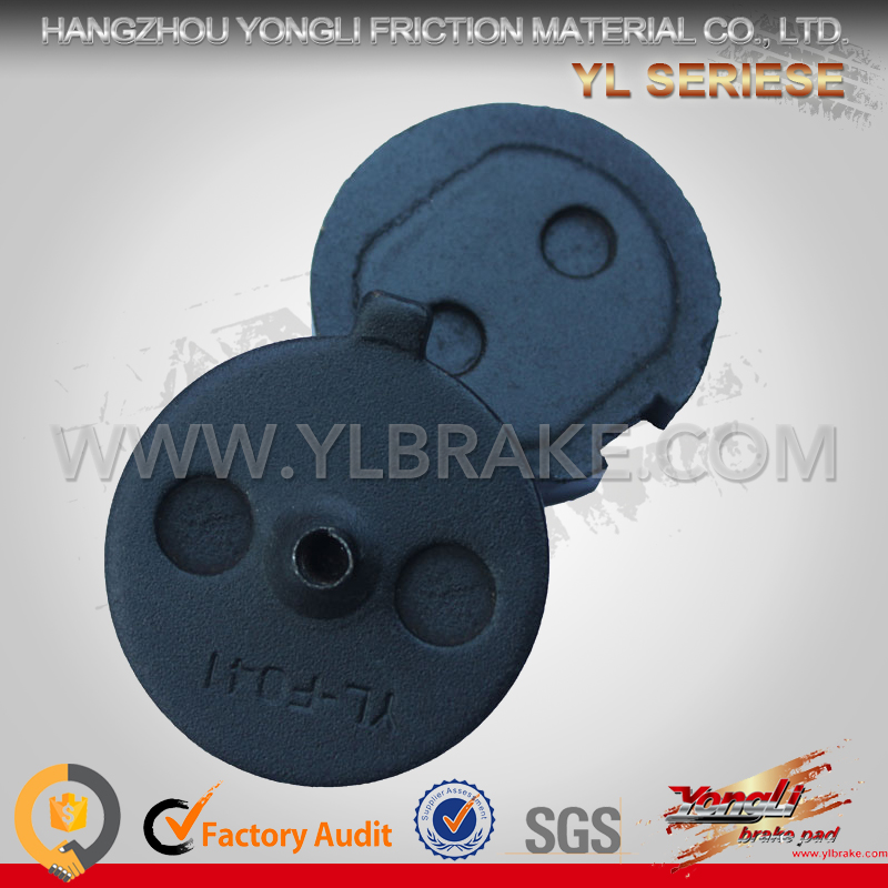 Factory Selling Directly Brake Pad For Yamaha