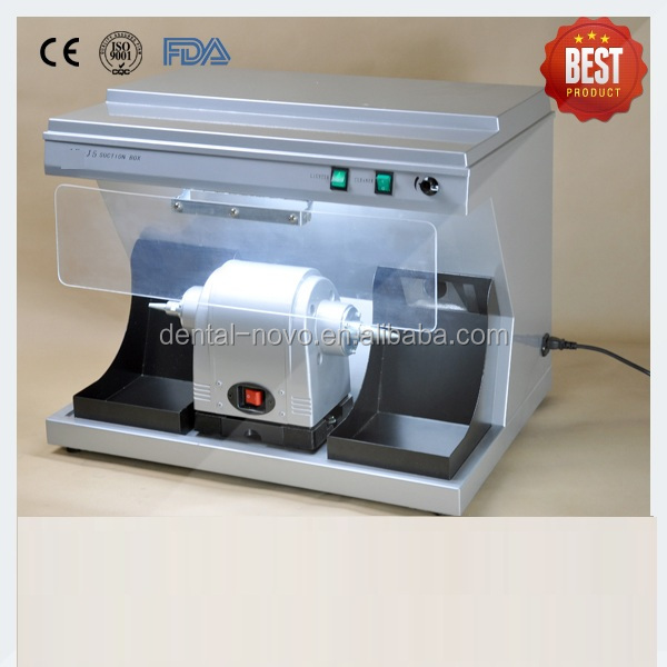 Dental Laboratory LAB J5 Polishing Lathe for flexible dentures and porcelain teeth