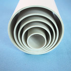Customize thickness and different diameter abs/pvc/pc/pp/pe/tpu/tpe/pmma/tpv pipe tubing for any color