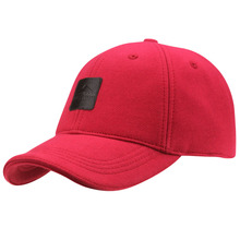 AUBREYRENE Brand Wholesale Red Cotton Baseball Cap