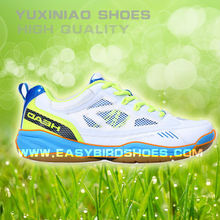 design your own shoes for adults or kids training sport, indoor tennis shoes original brand name, men badminton shoes sport