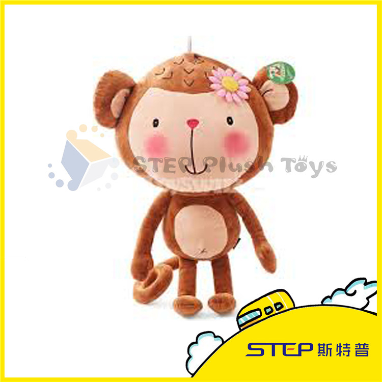 Chinese Factory Cute Toy Monkey
