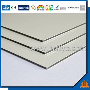 Facade Cladding ACP ACM Sheet Aluminum Composite Panels