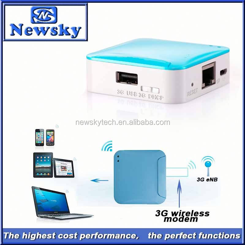 150Mbps wifi hotspot wlan 11g router support TF/SD card