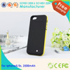 2015 new 100% battery charging case for iphone 5, 4.7 inch power case