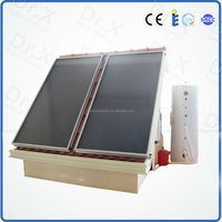 hot sale of split flat plate solar water heater