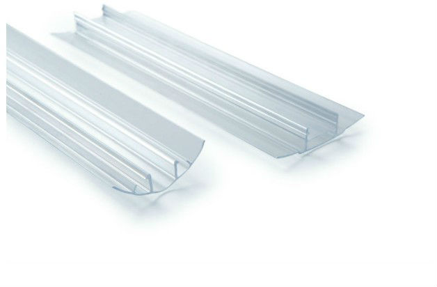 PC profile U and H polycarbonate sheet pc panel accessory manufacturer
