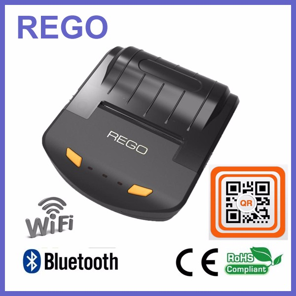 REGO Manufacturer supporting QR bluetooth wireless dot matrix printer for Bolivia