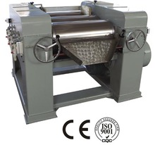High quality cheap price three roll mill for factory machine with arms