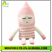 Alibaba China Factory Plush Doll New Fashion Knitted Soft Toys