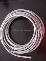 SVHC durable100% pure smoothbore ptfe hose for sale