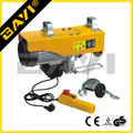 PA200 small electric cable hoist with trolley