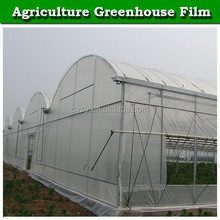 supplier of agriculture poly house cover 200 micron greenhouse plastic film