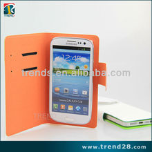 card holder wallet universal case for samsung galaxy s4 I9500