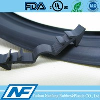smooth auto wiper blade rubber strip