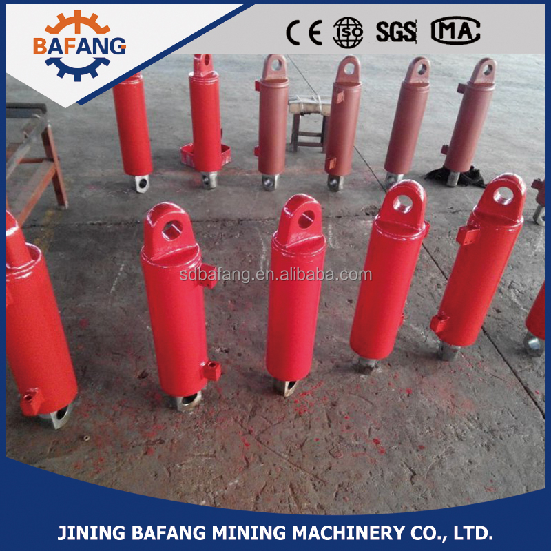 Mining Column and jack of hydraulic cylinder For supporting