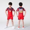 Cheap sublimated jersey Custom Club Kids Youth Adults Wholesale Blank Soccer Jersey football kits
