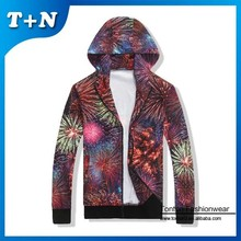 american style frozen hoodies for men