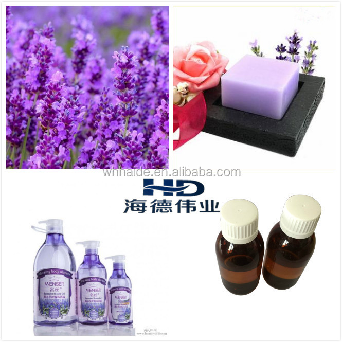 Natural fresh Lavender Fragrance For Daily Frangrances/Lavender flavor PG
