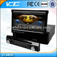 7 Inch 1 Din cheap in dash gps dvd player