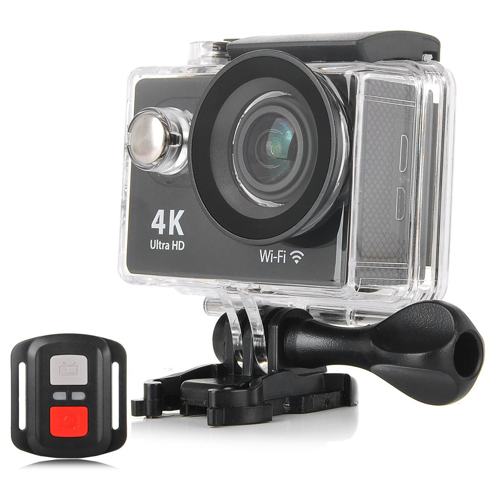XDV 4K Ultra HD Sports Action Camera H9 H9T H9R Wifi Waterproof Digital Mini Video Action Helmet Camera