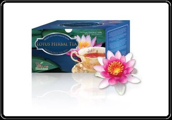 Lotus Herbal Tea