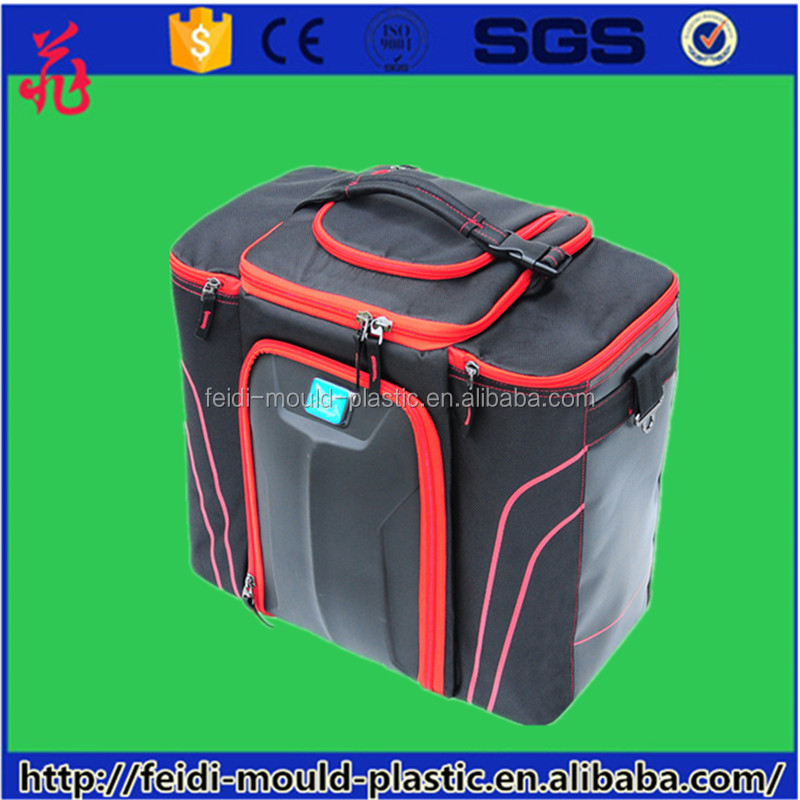 2017 High Quality Fitness Innovator sport Insulated 5 Meal picnic cooler Bag