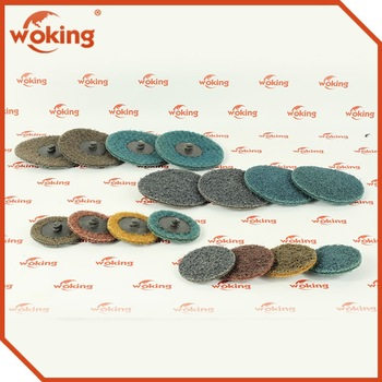 Non-woven Abrasive Disc Fast Remover For Paint And Varnish