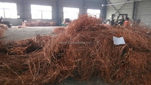 LME registered copper wire and cable scrap for sale