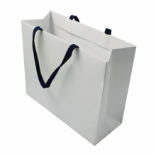 Promotional Custom Logo Printed Packaging Luxury Shopping Gift Paper Bag