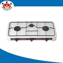 3 burner Outdoor mobile home gas stove