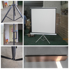 Tripod screen with stand made in china
