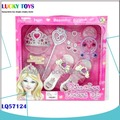 New Products plastic princess toy tiara for sale girl's toy gift decoration