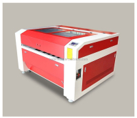 WD-1290 CO2 laser engraving machine pen and other wood engraving
