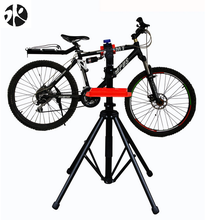 wholesale customized folding bicycle rack bicycle work stand /bike repair rack/bicycle display rack