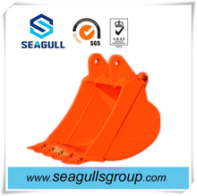 High Quality Discount Price PC450-7 excavator clamshell bucket