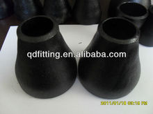 carbon steel sch40 pipe fitting a234 wpb concentric reducers