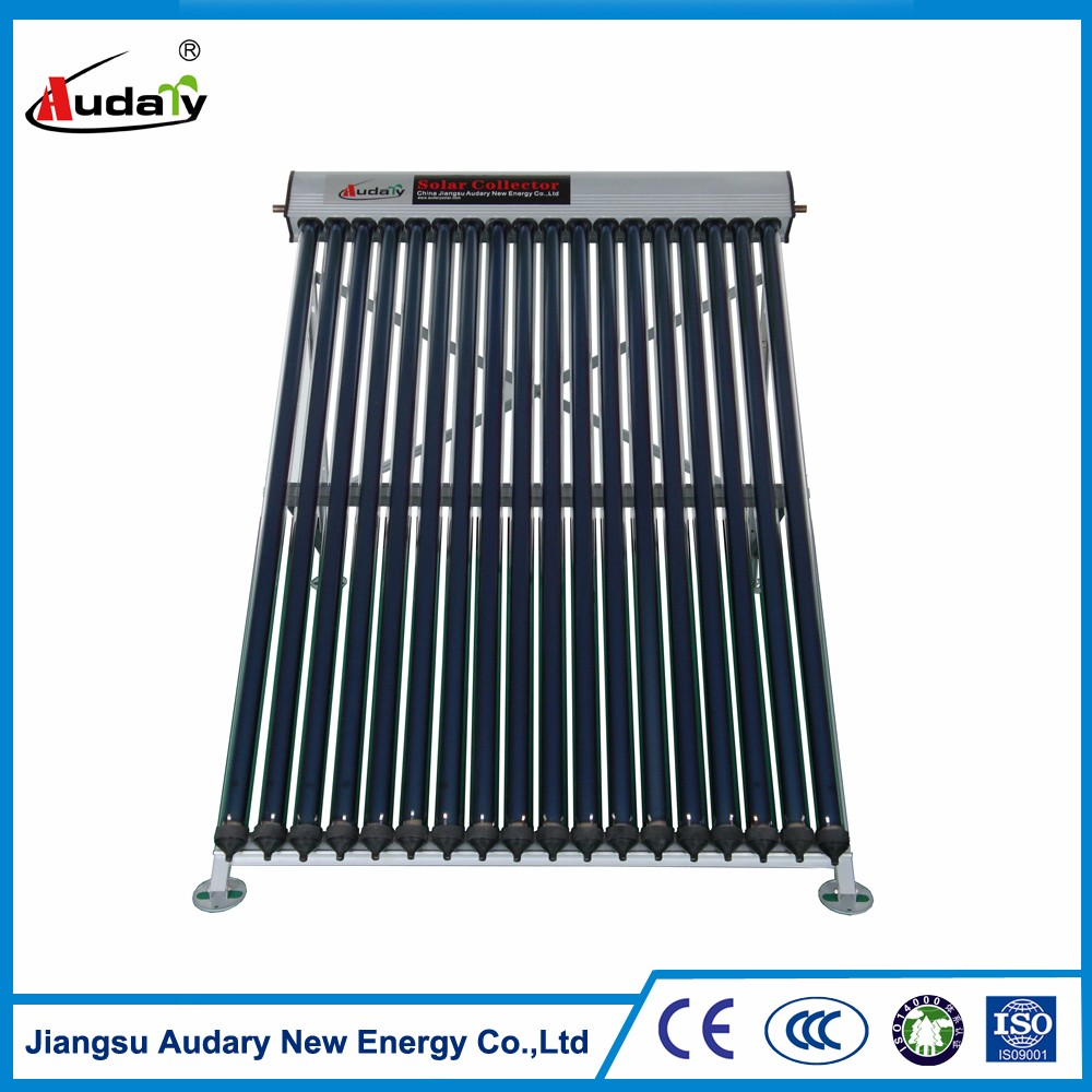 stainless steel solar heating system