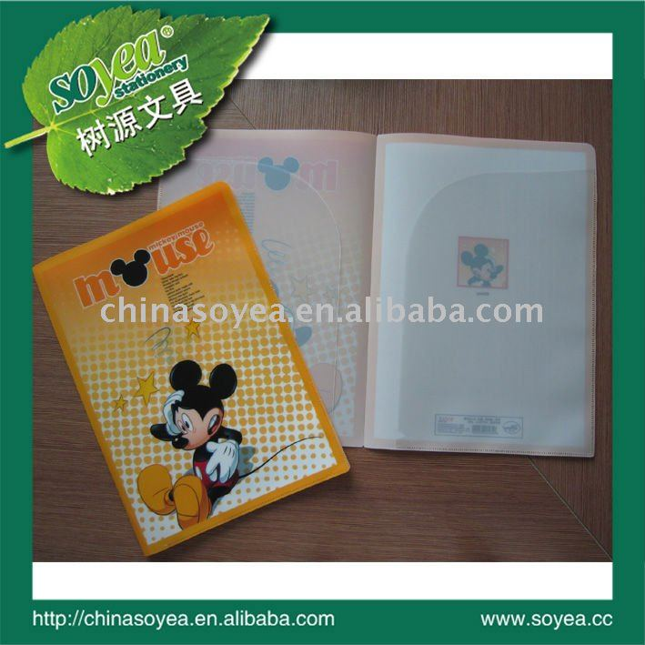 2pockets pp file folder