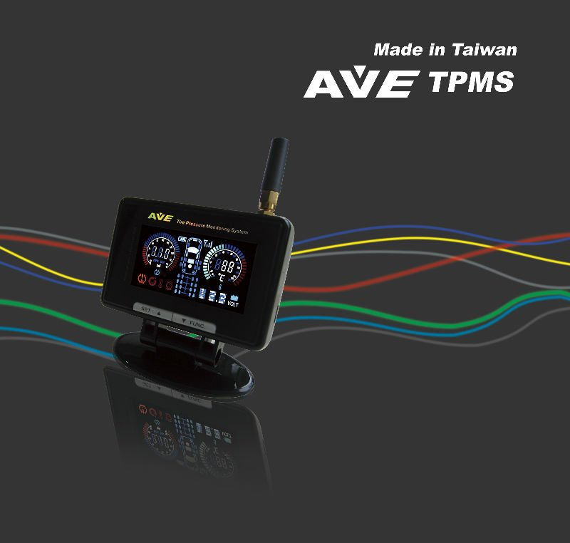 AVE TPMS Total Solution for every kind of auto vehicle