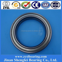 Chrome free 4mm stainless steel deep groove ball bearings 61700 for excavator