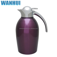 Double Wall Stainless Steel Thermos Tea Pot