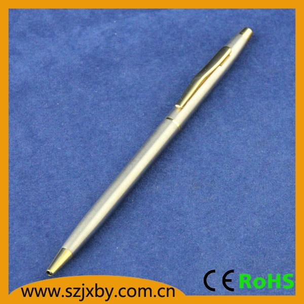 KKPEN FOUR SEASONS HOTEL AND RESORT metal slim pen