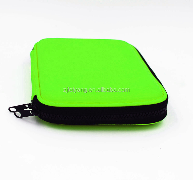 High school Large capacity pencil case/ Stationery box with compartment