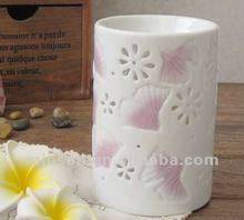 Ceramic White Oil Burner