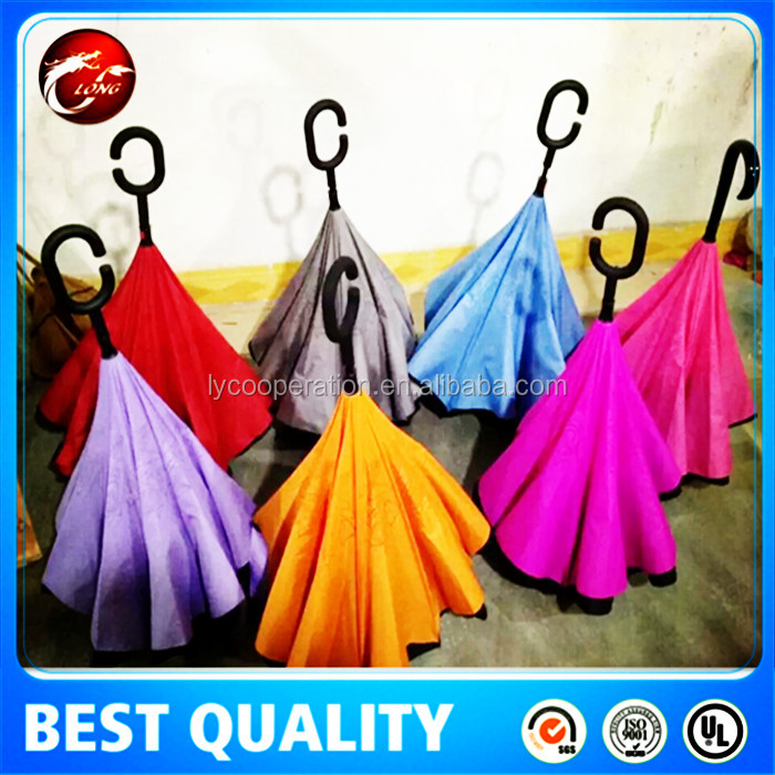 promotional windstorm umbrella