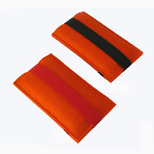 Top selling felt security card holder wallet mobile phone cases